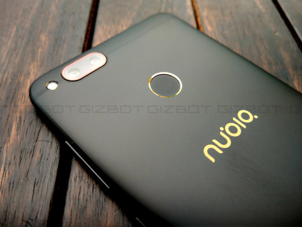 Nubia to offer upto Rs. 4,000 discount on smartphones via Amazon.in
