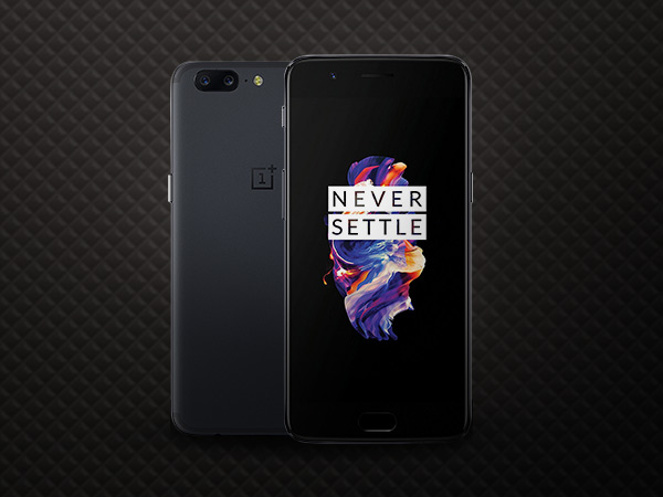 OnePlus users are receiving notifications to join a survey to win a OnePlus 5