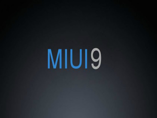 Only 3 Xiaomi devices will be getting the MIUI 9 in the second batch