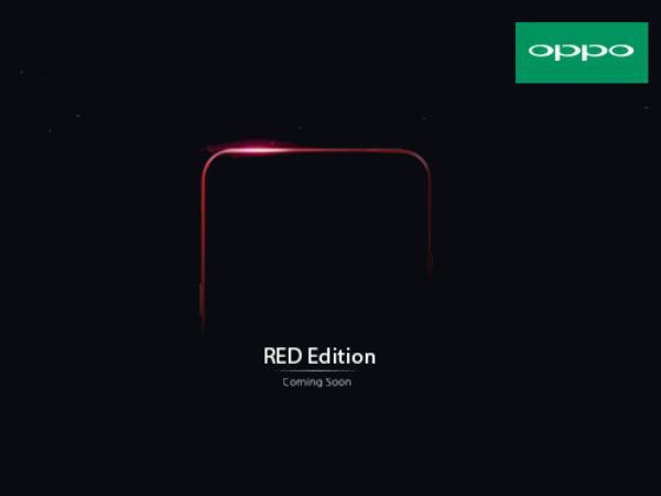 Oppo F3 to come in an exciting new Red variant
