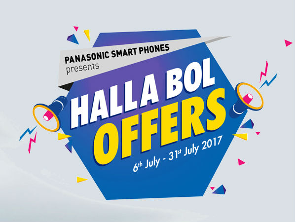 Panasonic India introduces 'Halla Bol Offers': Free smartphones & more