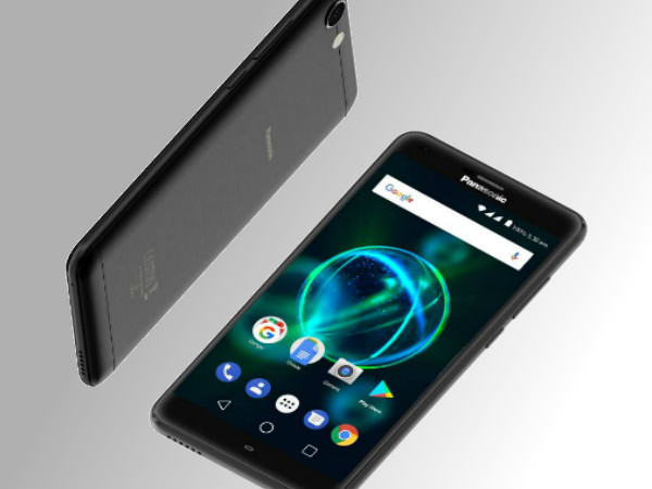 Panasonic P55 Max with 5000mAh Battery, Metal Body, Launched at Rs. 8499