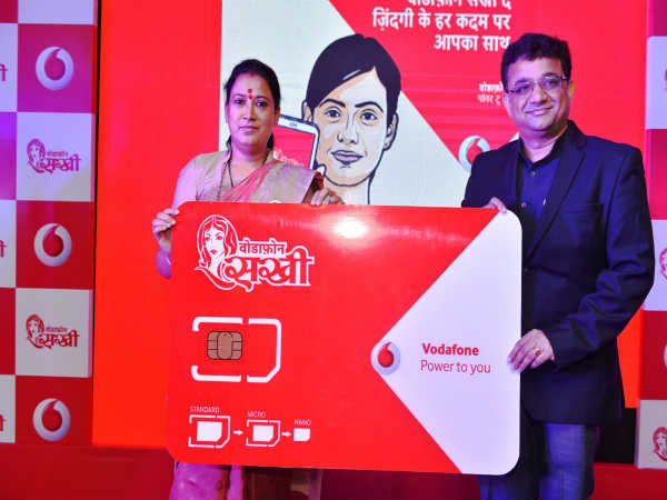 Vodafone launches 3 new plans under Sakhi Pack