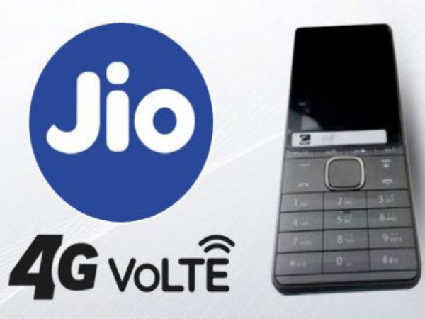 Reliance Jio plans to sell 200 million units of the 4G feature phone
