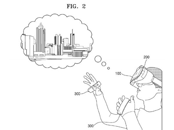 Samsung files patent for magnetic field-based VR controllers
