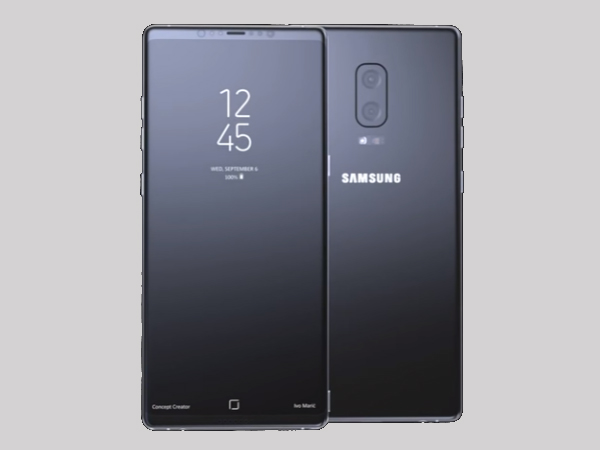 Samsung Galaxy Note 8 pre-order date leaked ahead of its launch