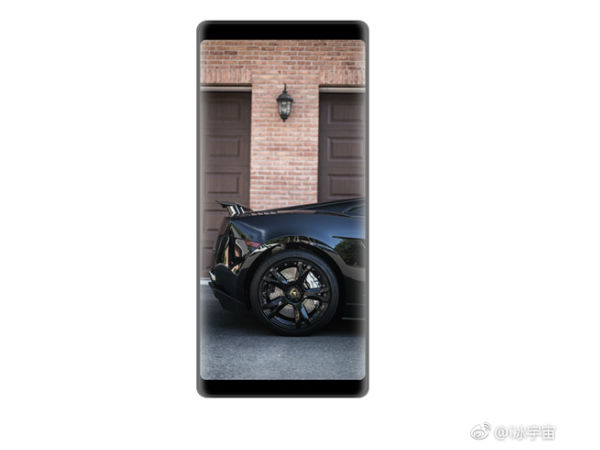 Samsung Galaxy Note 8 renders leak again; Infinity display confirmed