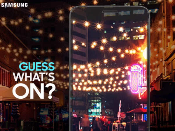 Samsung Galaxy On Max to launch in India on July 7?