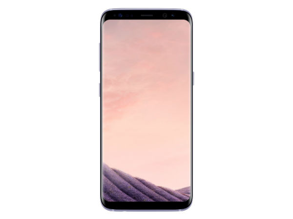 Samsung Galaxy S8 and S8 Plus launched in vibrant Orchid Gray