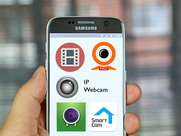 These Apps can turn your smartphone into a wireless webcam