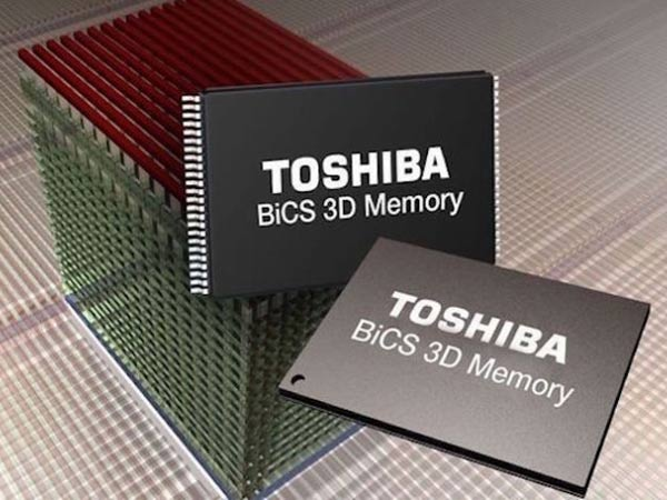 What Is 3D NAND Memory and Storage?