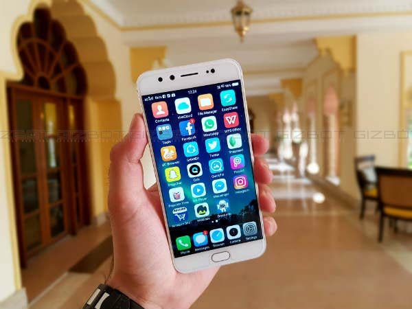 Vivo V5 Plus price slashed by Rs. 3,000 on Flipkart