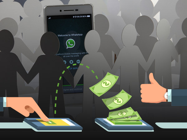 WhatsApp looking for professional help to monetize the app