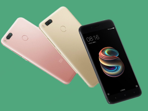 Xiaomi Mi 5X vs Other smartphones