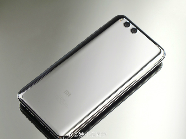 Xiaomi Mi 6 Special Silver Edition hands-on images surface online