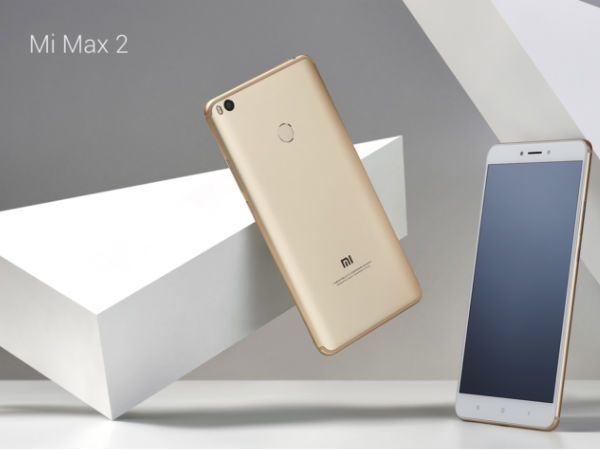 Xiaomi Mi Max 2 is launching today in India