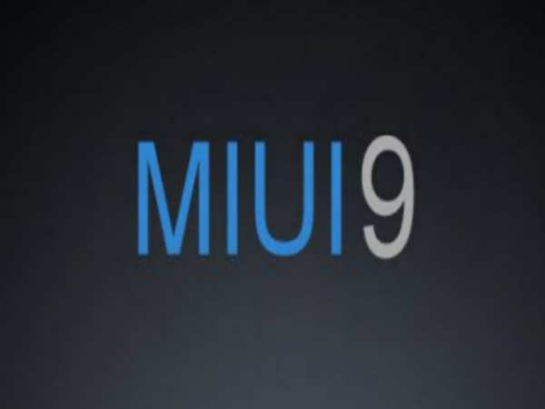 Xiaomi MIUI 9 is official with Smart Assistant, image search and more