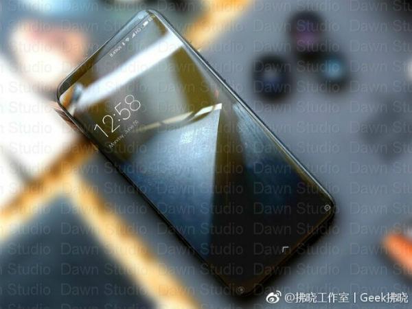 Xiaomi X aka Xiaomi Chiron with JDI full screen display emerges online