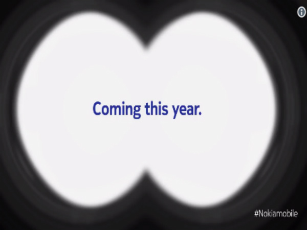 Nokia smartphone dual-lens Zeiss optics to be launched this year