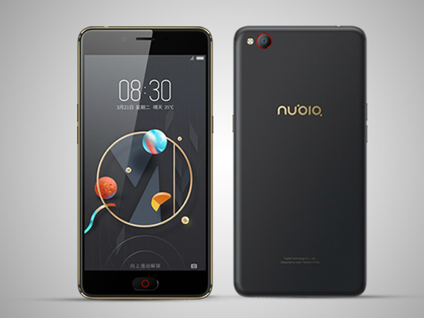 Nubia N2 with massive 5000mAh battery launched in India