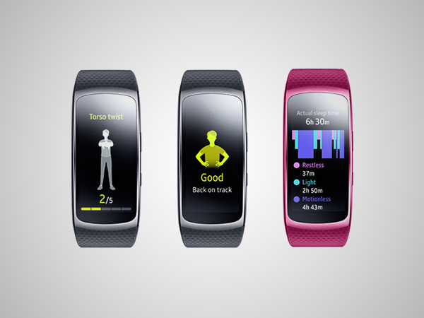 Samsung Gear Fit 2 Pro price leaked