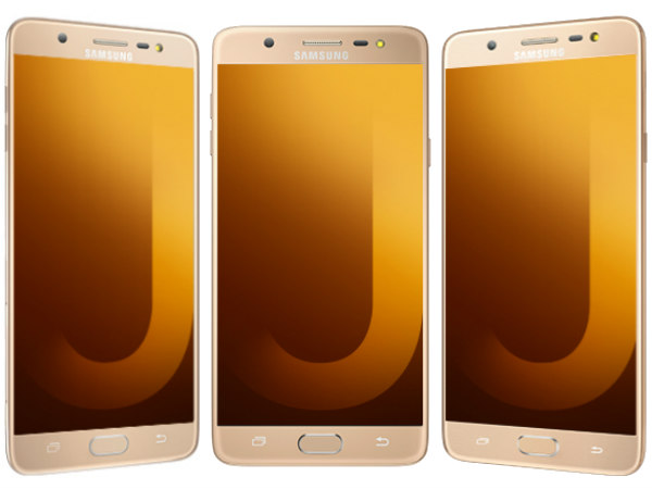 Upto Rs 15,803 off on Exchange on Samsung Galaxy J7 Max (Gold, 32GB)