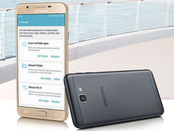 16% off on Samsung Galaxy On Nxt (Gold, 64 GB)  (3 GB RAM)