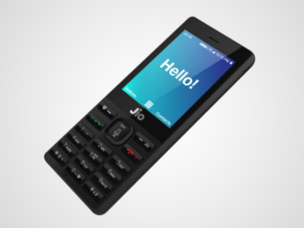 Reliance JioPhone Specifications