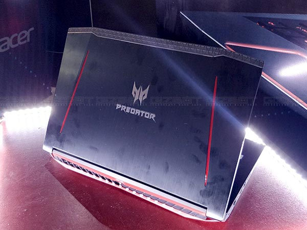Acer Predator Helios 300 gaming laptop launched in India for Rs 1,29999