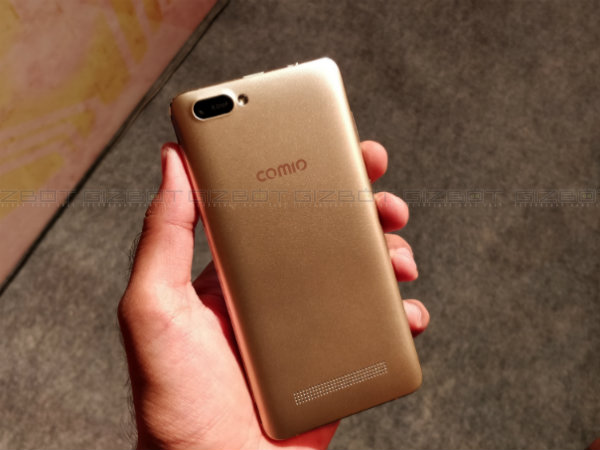 Comio Forays Into Indian Market With Three Budget Smartphones
