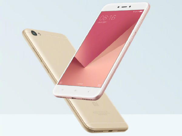 Xiaomi Redmi Note 5A with MIUI 9 unveiled, sale debuts today