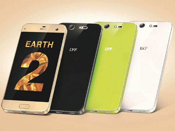 Lyf Earth 2 (EMIs starts from Rs 539/month)