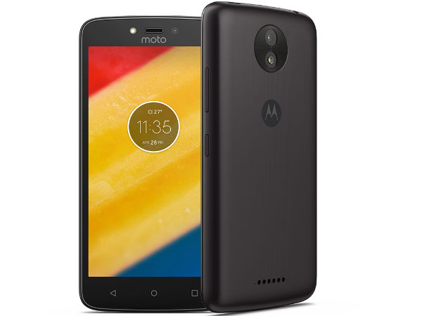 Motorola Moto C Plus: Offer: No Cost on EMIs and Get upto Rs 6,500 off on exchange