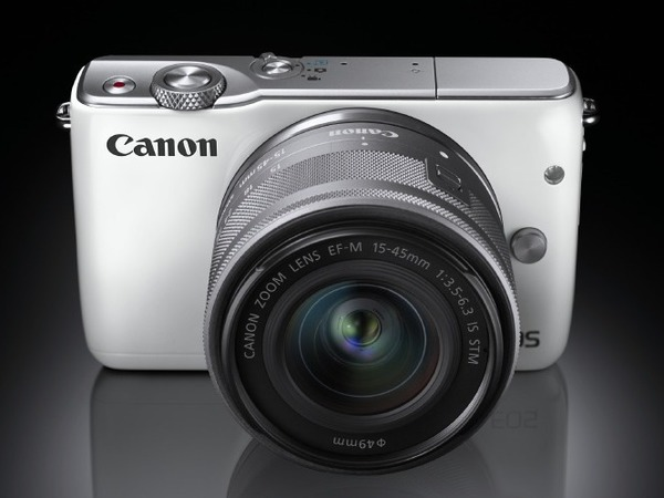 Canon EOS M100 - Find Inspiration Every Day