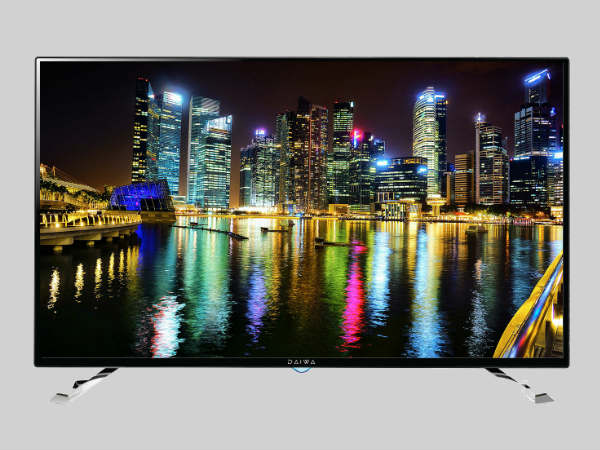 Daiwa FHD Smart TV L55FVC5N launched at  Rs. 41,990