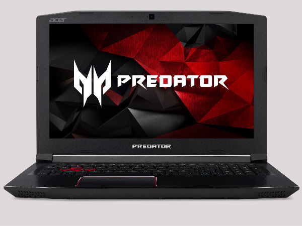 Predator Helios 300 launched: Yet another powerful gaming laptop from Acer