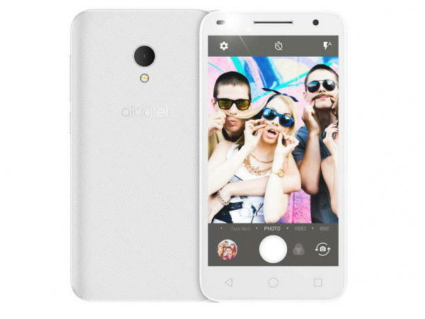 Alcatel U5 HD launched with 8MP camera, Android Nougat