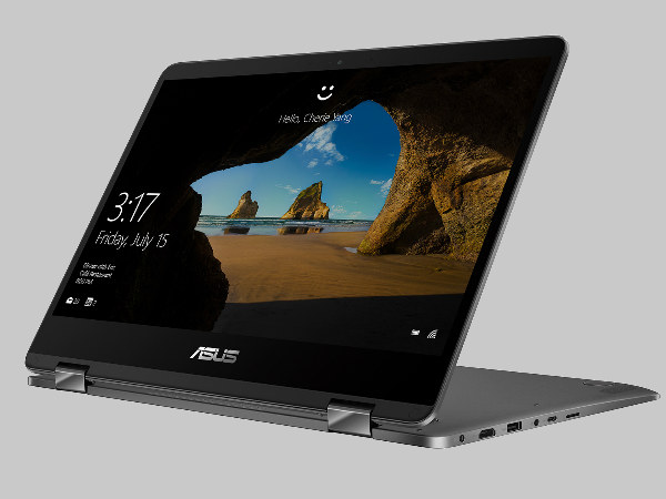 Asus announces new devices, including the ZenBook Flip 14