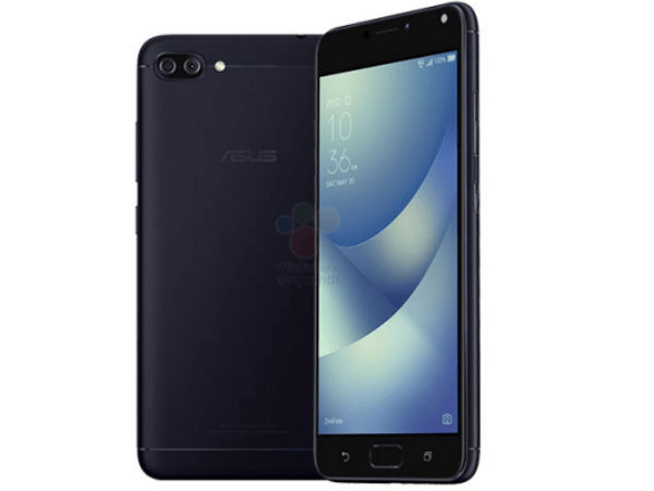 Asus ZenFone 4 and ZenFone 4 Max appear in leaks
