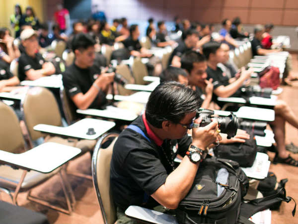 Canon is organizing nationwide workshops on World Photography Day