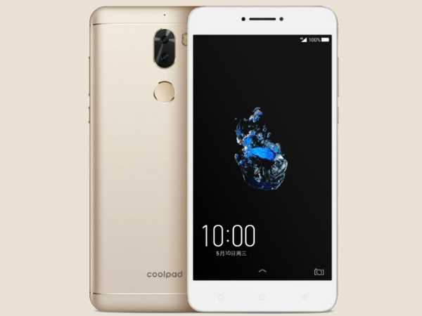 Coolpad Cool Play 6 with dual rear cameras launched at Rs. 14,999