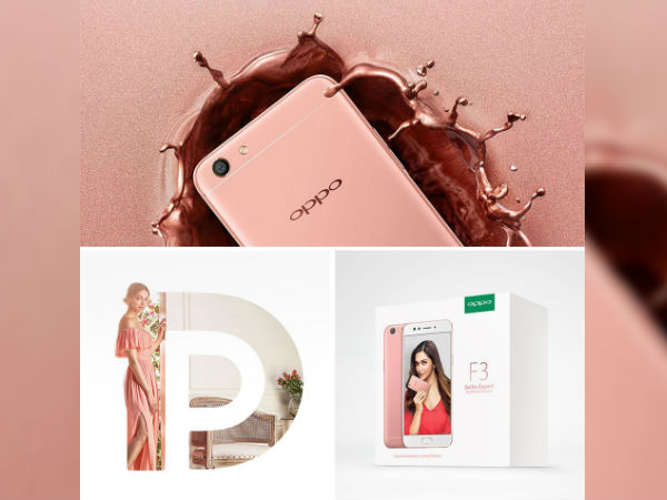Deepika Padukone to launch her own edition of the Oppo F3