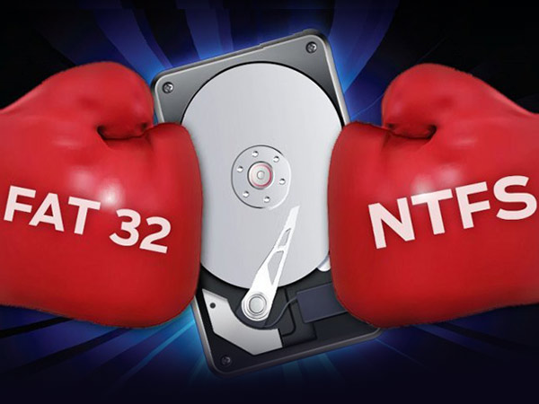FAT32 vs. NTFS file systems: Advantages and Disadvantages