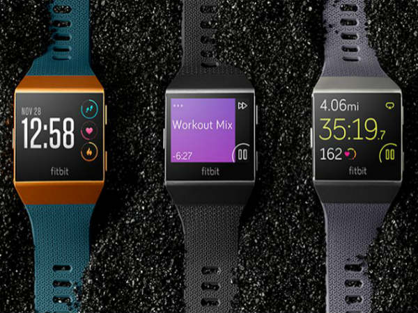 Fitbit Ionic smart watch to launch new mobile payments service