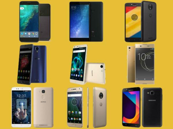 Flipkart offers on Android Nougat Smartphones