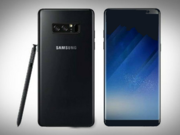 Samsung Galaxy Note 8 official video teaser out