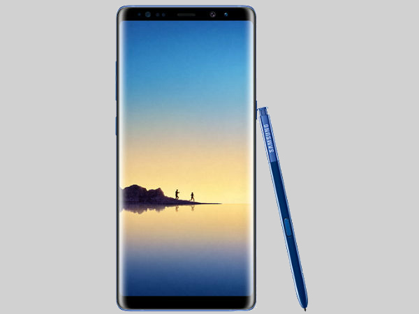 Samsung Galaxy Note 8 launched: Features, specifications, availability