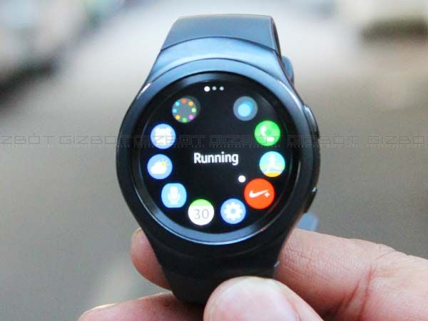 Pictures of upcoming Samsung Gear Sport smartwatch leaked ahead of launch