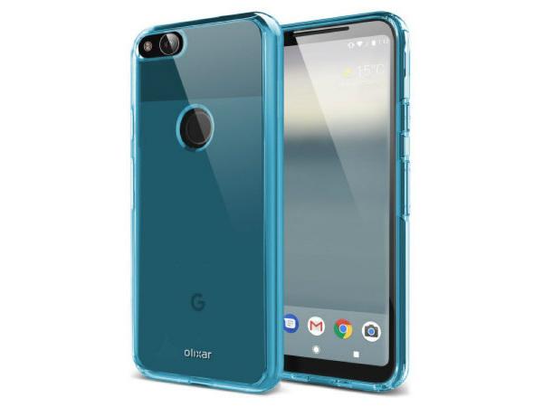 Google Pixel 2 and Pixel XL 2 cases leak revealing possible design