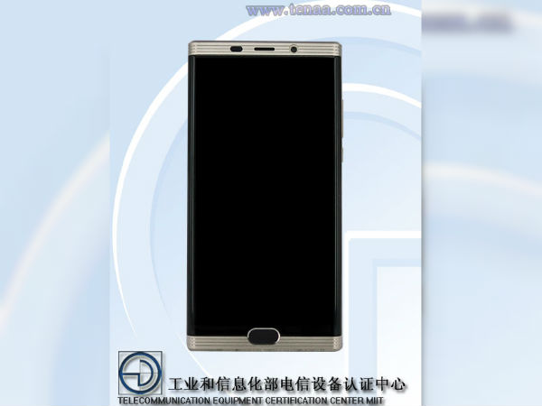 High-end Gionee M2018 smartphone visits TENAA